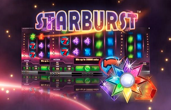 Starburst Slot Machine Microgaming