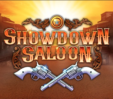 showdown saloon microgaming slot