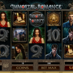 immortal romance slot microgaming