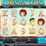 days of our slot microgaming preview
