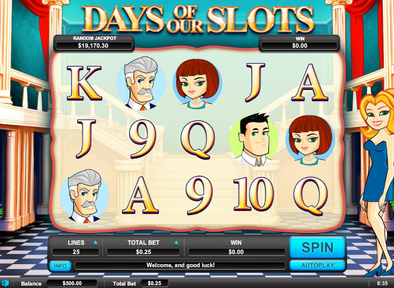 Our Slots